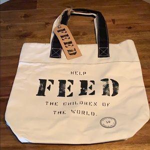 Handbags - NWT Feed project tote